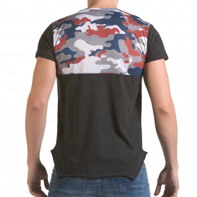 Tricou bărbați SAW camuflaj il170216-53 3
