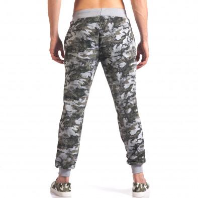 Pantaloni bărbați FM camuflaj it250416-1 3