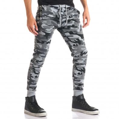 Pantaloni bărbați Top Star camuflaj ca280916-13 4