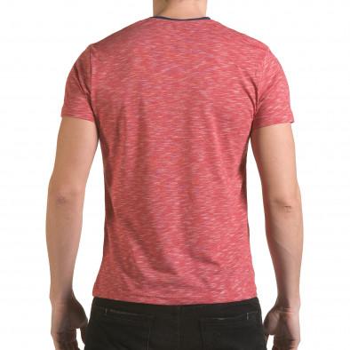 Tricou bărbați Franklin roșu il170216-15 3