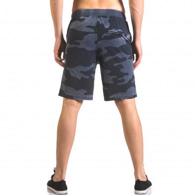 Pantaloni scurți bărbați Top Star camuflaj ca050416-45 3