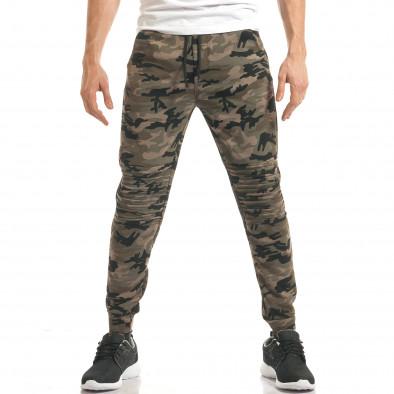 Pantaloni bărbați Enos camuflaj it140317-48 2