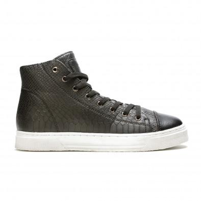 Pantofi sport bărbați Niadi negri it100915-5 2