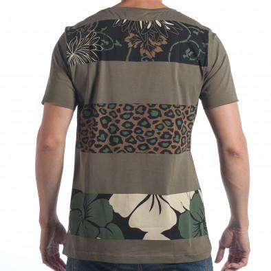 Tricou bărbați 2Y Premium verde tsf090617-36 3