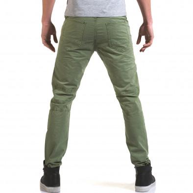 Pantaloni bărbați Maximal verzi it090216-7 3