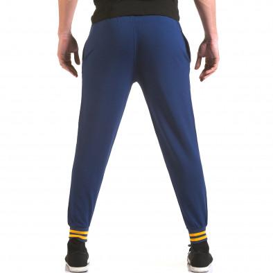 Pantaloni bărbați Franklin albastru il170216-134 3