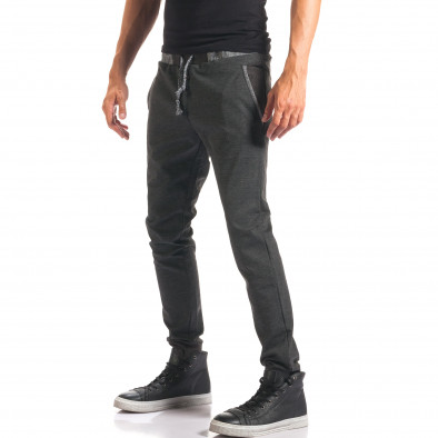 Pantaloni bărbați Jack Berry gri it150816-20 4