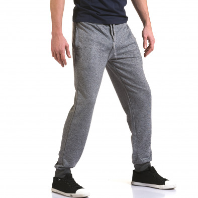 Pantaloni bărbați Eadae Wear gri it090216-51 4