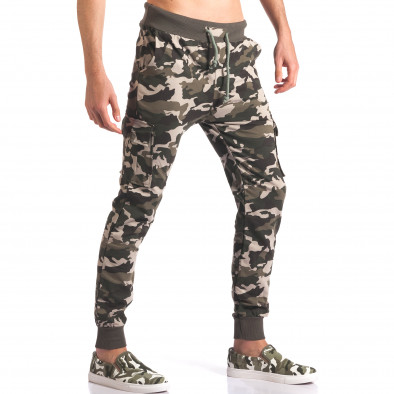 Pantaloni bărbați Black Fox camuflaj it250416-3 4