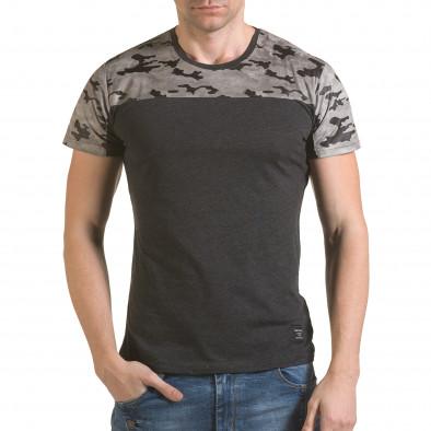 Tricou bărbați SAW camuflaj il170216-46 2