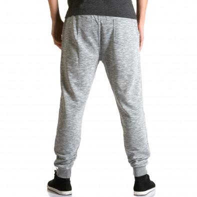 Pantaloni baggy bărbați Enos gri ca190116-31 3