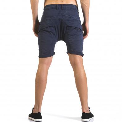 Pantaloni scurți bărbați Always Jeans albaștri it110316-36 3
