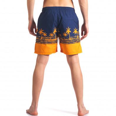 Costume de baie bărbați Austar Jeans albastru it250416-40 3