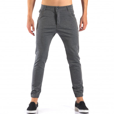Pantaloni bărbați Jack Berry gri it160616-26 2