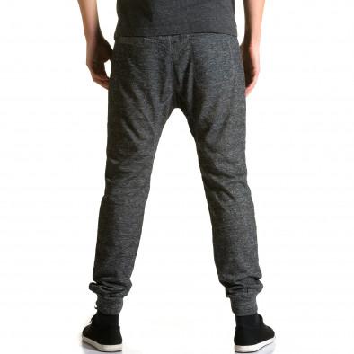 Pantaloni baggy bărbați Dress&GO gri ca190116-29 3