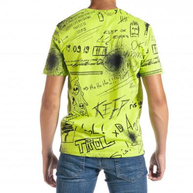 Tricou bărbați Breezy verde tr010720-33 3