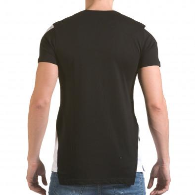 Tricou bărbați SAW negru il170216-60 3