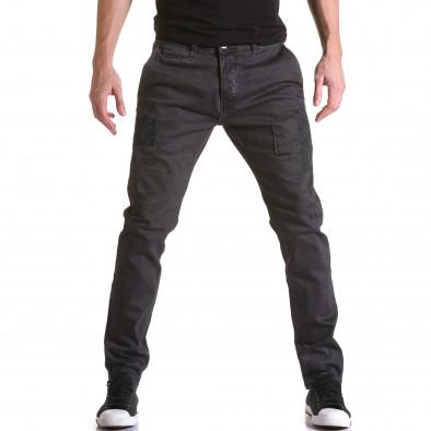 Pantaloni Y-Two gri bărbați it031215-16 2