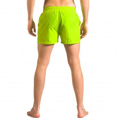 Costume de baie bărbați Bitti Jeans verde ca050416-9 3
