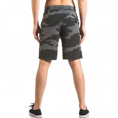 Pantaloni scurți bărbați Top Star camuflaj ca050416-47 3