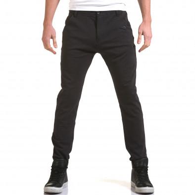Pantaloni bărbați Jack Berry albaștri it090216-2 2