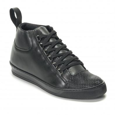 Teniși bărbați Shoes in Progress negri it140916-24 3