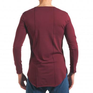 Bluză bărbați Black Fox roșie it250416-80 3