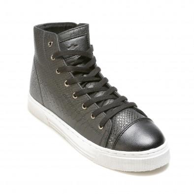 Pantofi sport bărbați Niadi negri it100915-5 3