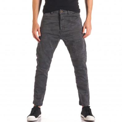 Pantaloni bărbați Y-Two camuflaj it150816-15 2