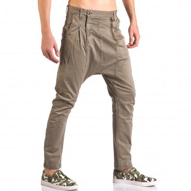 Pantaloni bărbați X-Feel gri ca050416-54 4