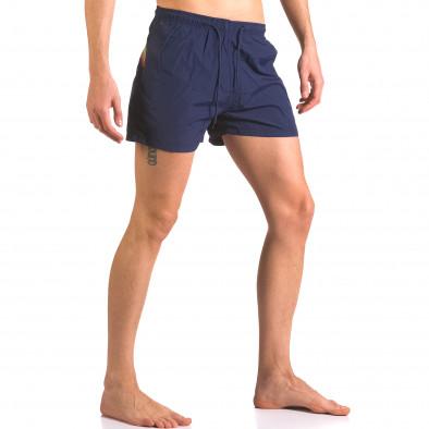 Costume de baie bărbați Bitti Jeans albastru ca050416-6 4