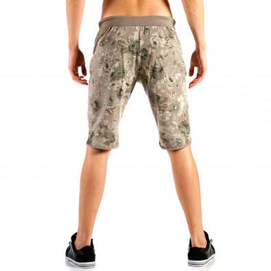 Pantaloni scurți bărbați FM verzi it240415-27 3