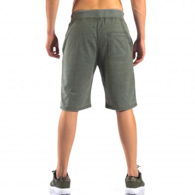 Pantaloni scurți bărbați Marshall verzi it160616-2 3