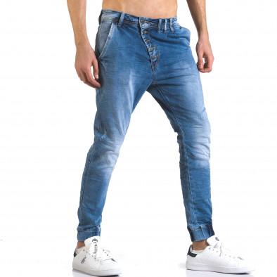 Blugi bărbați Always Jeans albaștri it110316-26 4