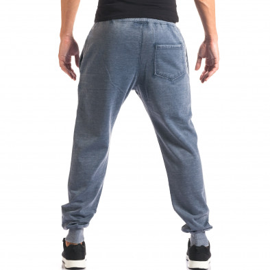 Pantaloni bărbați Marshall albastru it160816-14 3