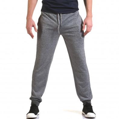 Pantaloni bărbați Eadae Wear gri it090216-51 2