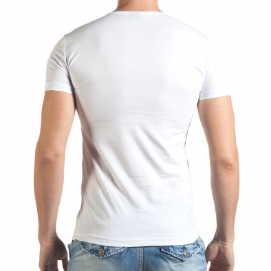Tricou bărbați Eksi gri il140416-6 3