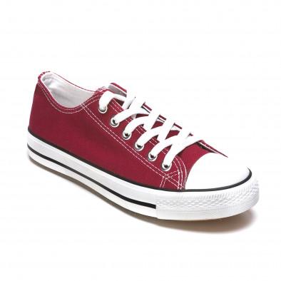 Pantofi sport bărbați Dilen roșii It050216-2 3