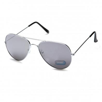 Ochelari de soare bărbați Bright gri it151015-5 2