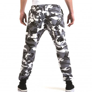 Pantaloni baggy bărbați Maximal camuflaj it090216-60 3