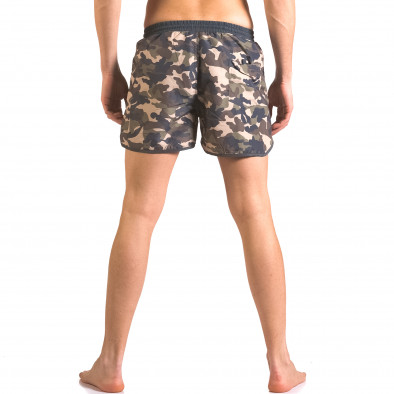 Costume de baie bărbați New Mentality camuflaj ca050416-1 3
