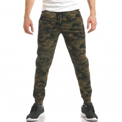 Pantaloni bărbați Enos camuflaj it140317-47 2
