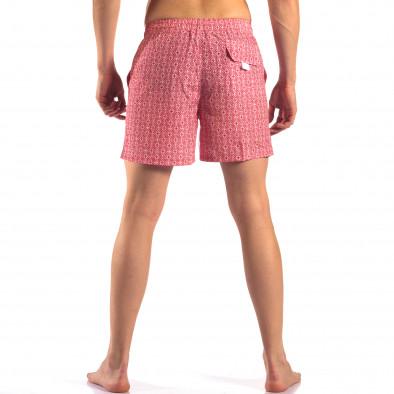 Costume de baie bărbați Bread & Buttons roșu it150616-17 3