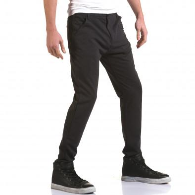 Pantaloni bărbați Jack Berry albaștri it090216-2 4
