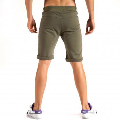 Pantaloni scurți bărbați Lure 2 verzi it200614-20 2