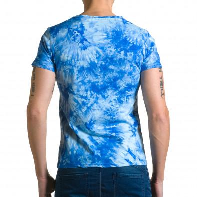 Tricou bărbați P2P albastru ca190116-43 3