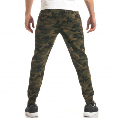 Pantaloni bărbați Enos camuflaj it140317-47 3