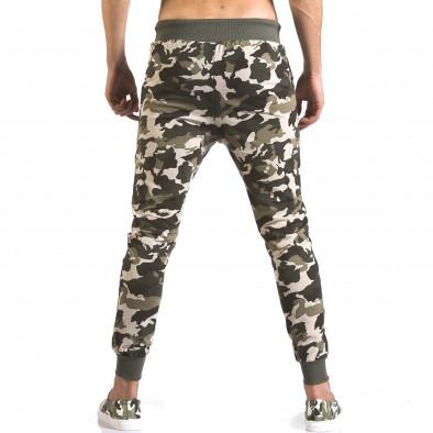 Pantaloni bărbați Black Fox camuflaj it110316-12 3