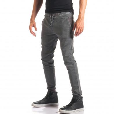 Pantaloni bărbați Jack Berry gri it150816-19 4