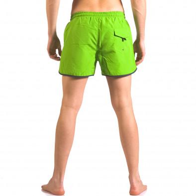 Costume de baie bărbați Parablu verde ca050416-14 3